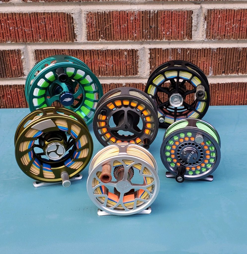 Which reel is right for you?  Tips for buying a new reel.