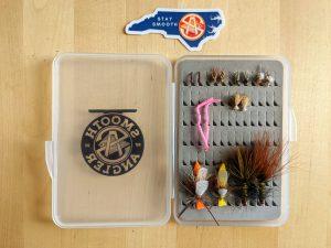 Spring Loaded Ultra-Slim Fly Box
