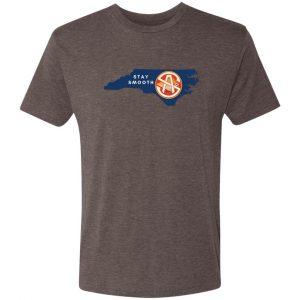 NC – Stay Smooth Men's Triblend T-Shirt