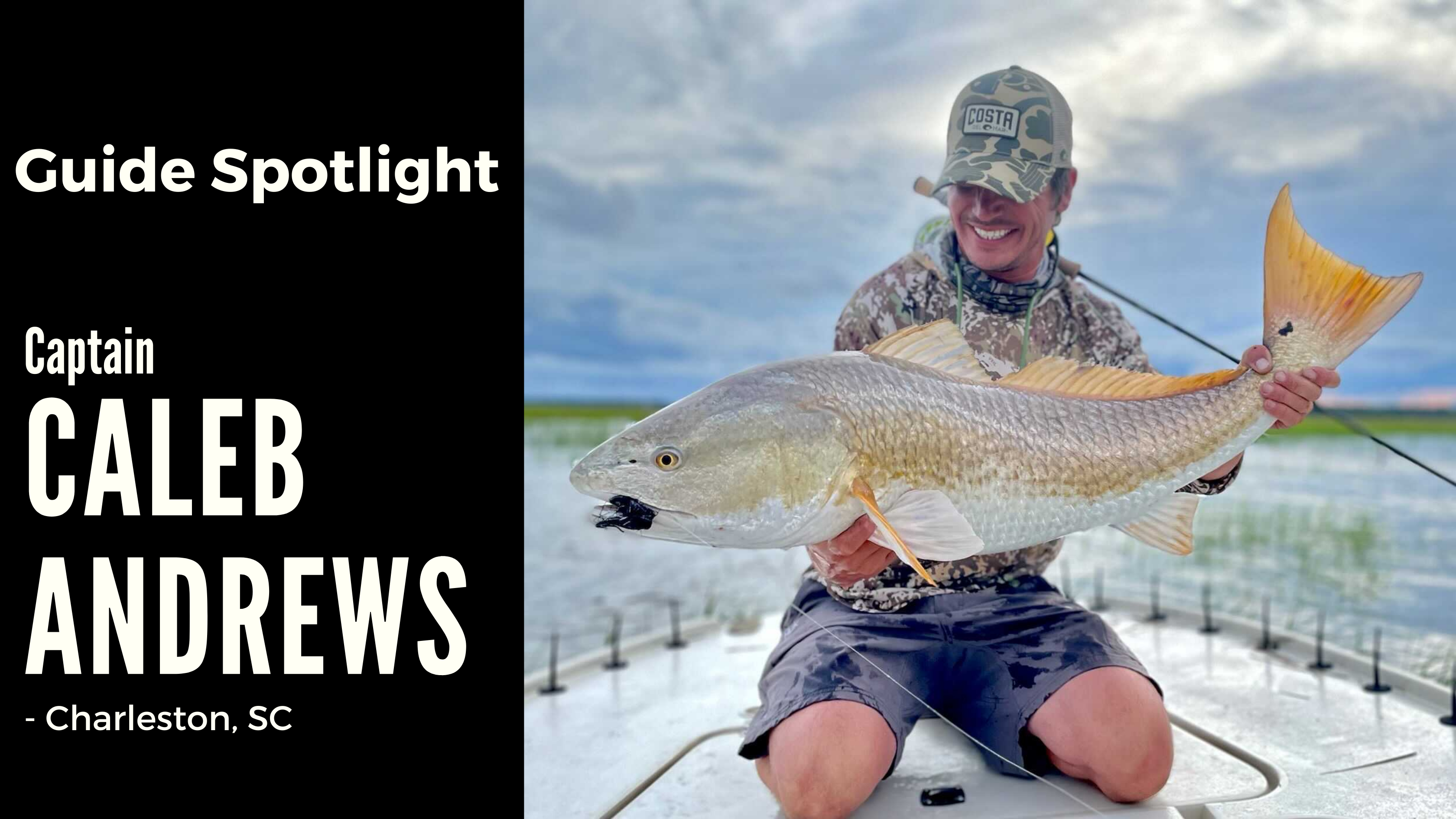 Read more about the article Guide Spotlight: Captain Caleb Andrews